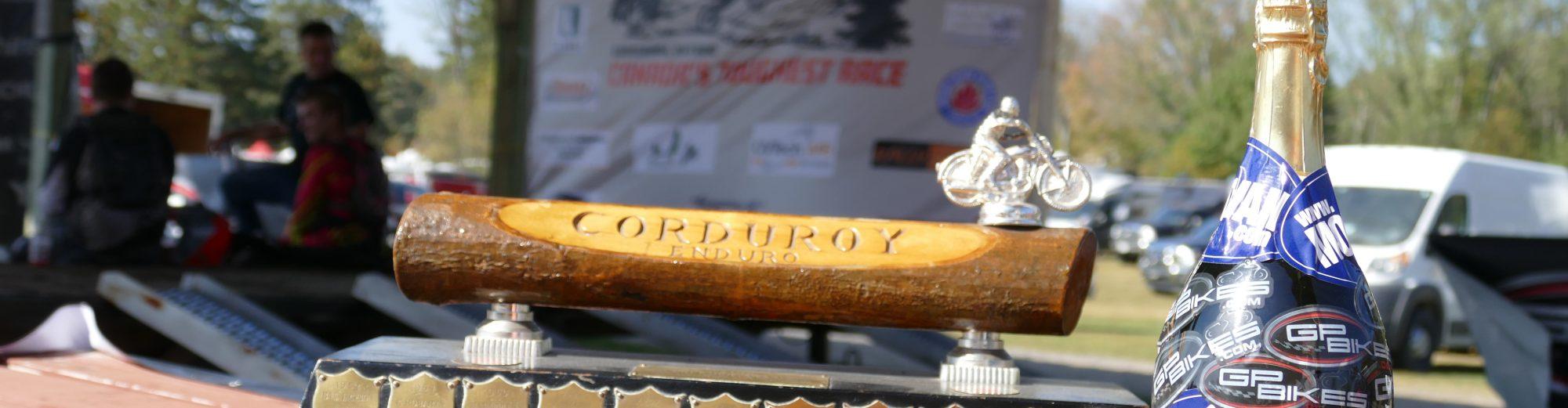 The Corduroy Enduro®