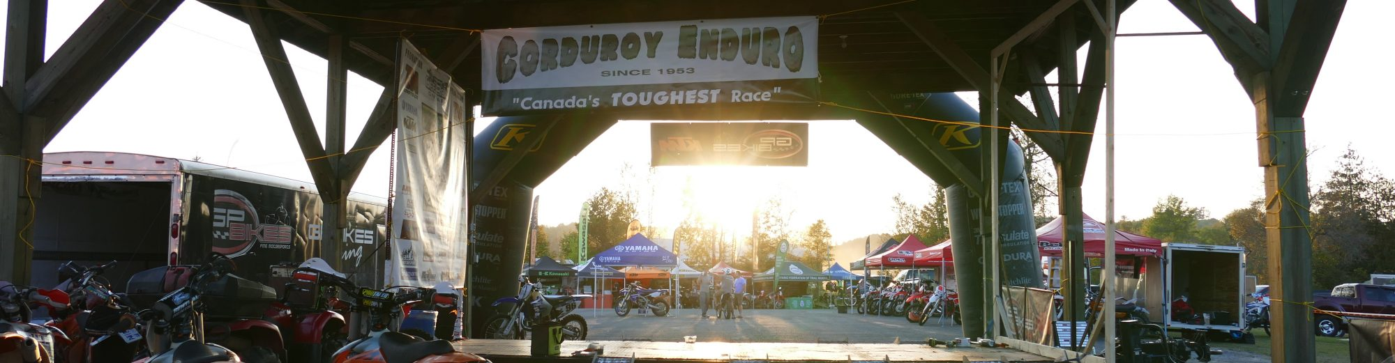 The Corduroy Enduro®